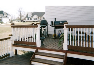 Combine a Deck and Arbor for Ultimate Space